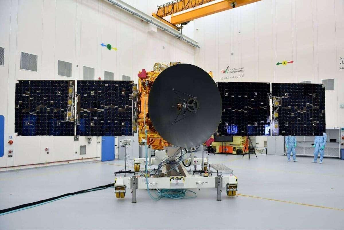 ОАЕ запускають зонд на Марс, чому це важливо
