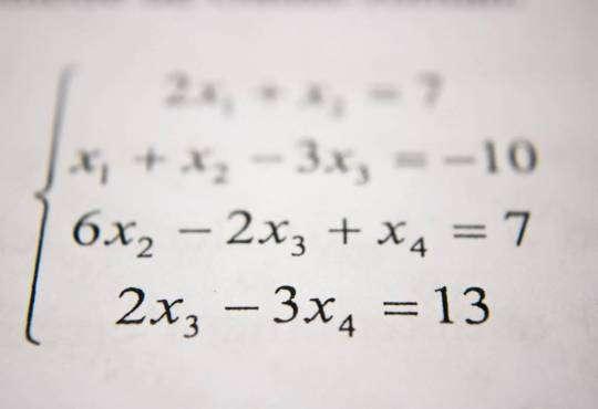 Життя Що таке математична тривожність і як із нею боротися здоров'я математика наука стаття