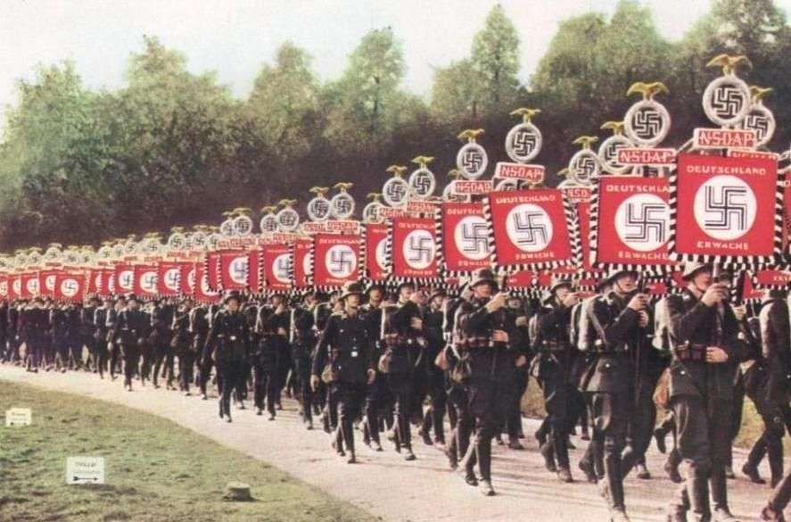 Як свастика стала логотипом нацизму?