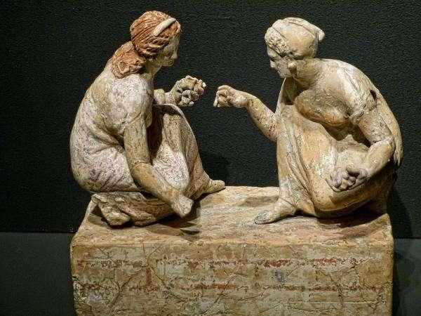 Як розважалися наші предки?