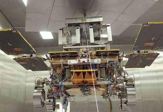 Життя ExoMars може знайти залишки життя під поверхнею Марса космос марс стаття