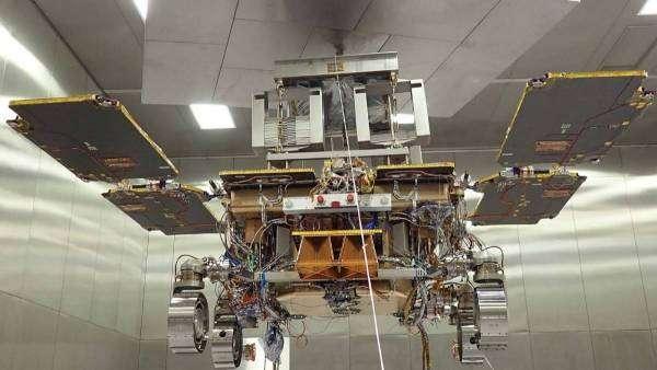 ExoMars може знайти залишки життя під поверхнею Марса