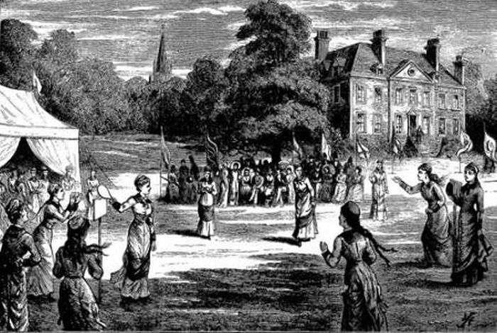 Стулбол (стародавній крикет)