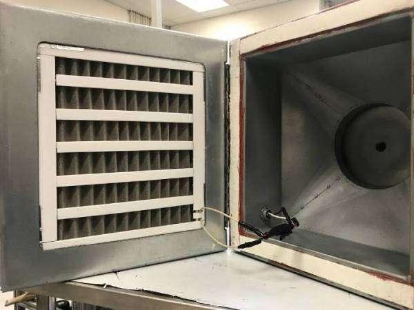 Вчені створили фільтр, який знищує SARS-CoV-2