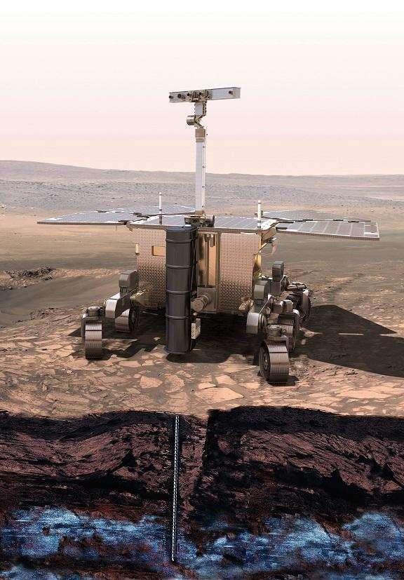Місія ExoMars 2022 Європейського космічного агентства та Роскосмоса планує покинути Землю восени 2022 року.