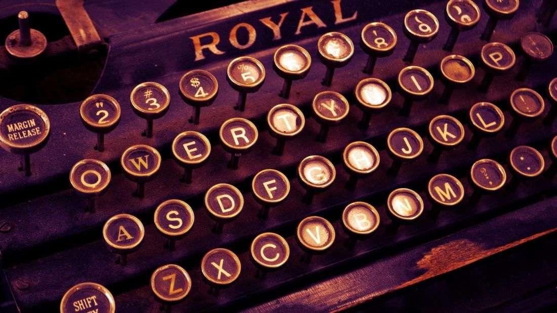 Чому букви на клавіатурі не розташовані в алфавітному порядку