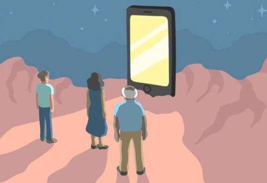 Життя Що таке залежність від смартфона і як з нею боротися? здоров'я поради смартфони соцмережі стаття