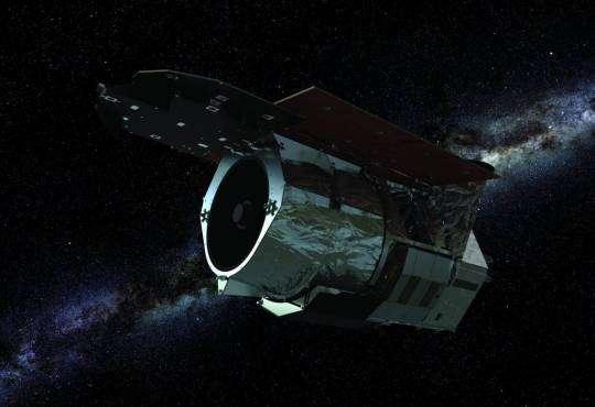 Технології Крутіший за Габбл: NASA готує новий телескоп nasa космос новина телескоп