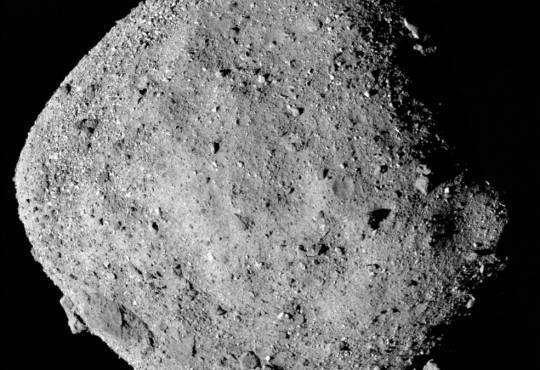 Технології На Землю доставлять ґрунт з потенційно небезпечного древнього астероїда nasa космос стаття