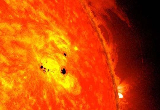 """Технології Як наше Сонце """"допомагає"""" в дослідженні далеких зоряних систем? дослідження космос сонце стаття"""