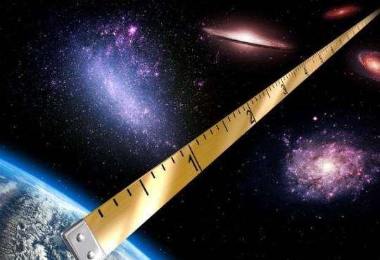 Технології Вчені вирішили виміряти всю наявну в космосі матерію космос новина