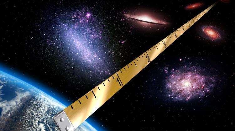 Вчені вирішили виміряти всю наявну в космосі матерію