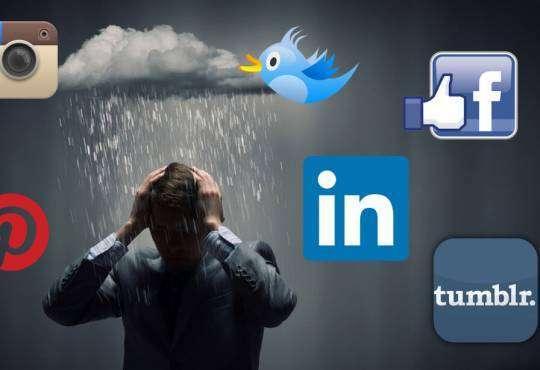 Інтернет Соцмережі й депресія: як активне використання смартфона впливає на психічне здоров'я людини здоров'я смартфони соцмережі стаття