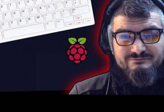 Технології Чи можна НОРМАЛЬНО працювати на Raspberry Pi 400 embed-video Raspberry YouTube відео думка огляд