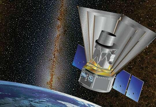 Технології Проєкт NASA шукатиме відповіді на складні питання про Всесвіт nasa космос стаття