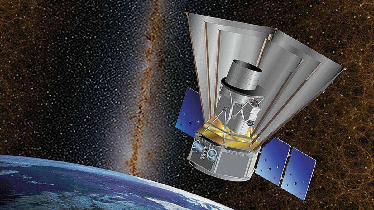 Проєкт NASA шукатиме відповіді на складні питання про Всесвіт