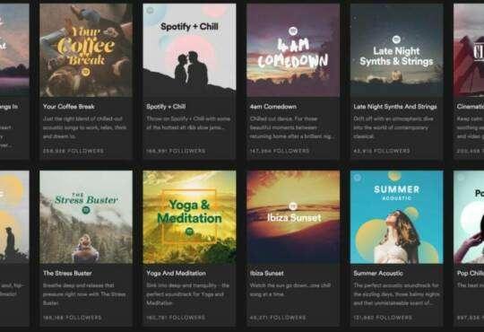 Інтернет Spotify підозрюють у створенні артистів-привидів для невиплати роялті spotifyмузикастаття