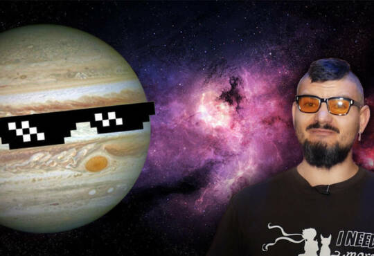 Життя Всі секрети Юпітера. Сонячна система embed-video YouTube відео космос сонячна система Юпітер