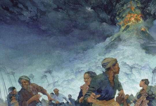Життя Як виверження вулкану 200 років тому спричинило кліматичну катастрофу екологія історія наука у світі