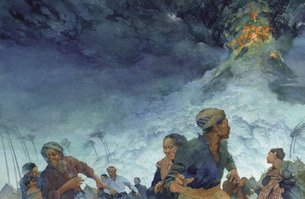 Як виверження вулкану 200 років тому спричинило кліматичну катастрофу