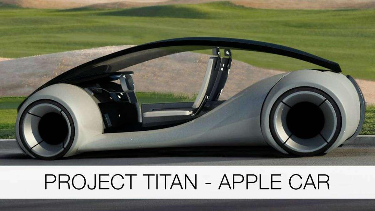 """За деякими джерелами, проєкт """"Titan"""" затвердив сам Тім Кук ще 2014-го."""