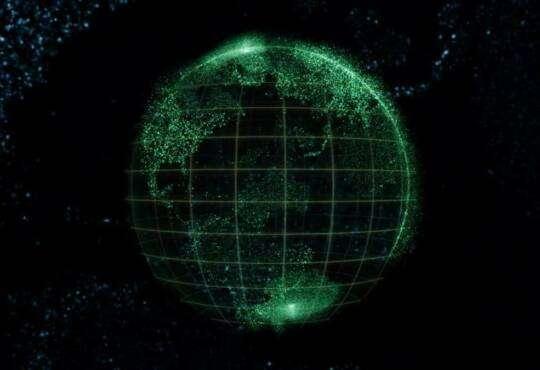 Технології Планета Земля отримає «цифрового двійника» новина у світі