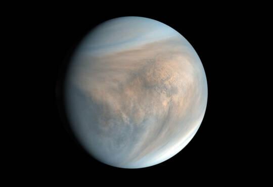 Життя 2 мільярди років тому на Венері могло існувати життя венера космос стаття