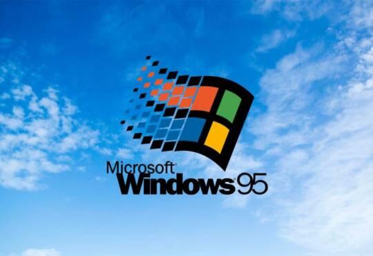 Інтернет У Windows 95 знайшли функцію, про яку ніхто не знав 25 років Windows новина