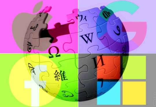 Інтернет Вікіпедія стане платною для IT-гігантів вікіпедія новина сша у світі