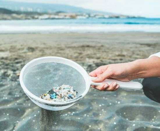Життя Обіг сміття в природі: як мікропластик подорожує океанами екологія пластик стаття