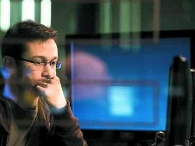 Технології NFT Едварда Сноудена продали за $5,5 млн nft блокчейн криптовалюти новина сноуден