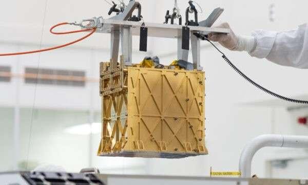 Апарат Moxie вдихатиме гази з атмосфери Марса та генеруватиме з них кисень