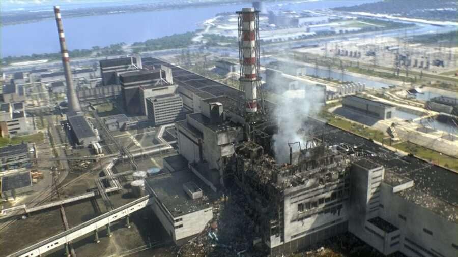 чорнобильська катастрфоа