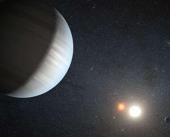Життя Вчені знайшли п'ять планет із подвійним сонцем, де можливе існування життя космос новина планета