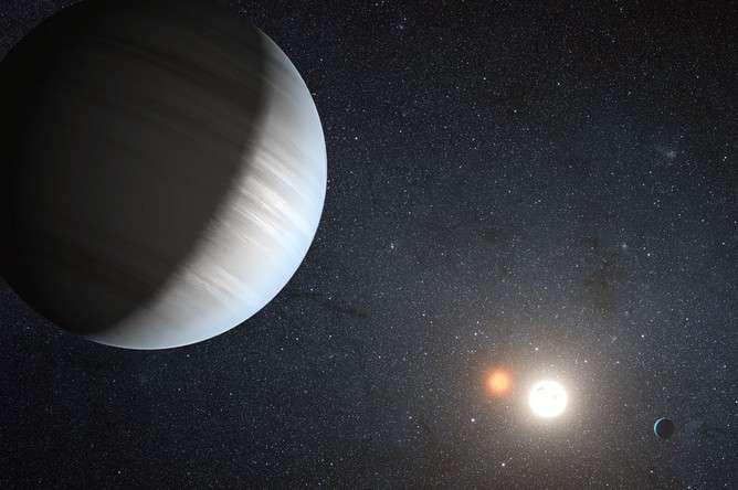 Вчені знайшли п'ять планет із подвійним сонцем, де можливе існування життя