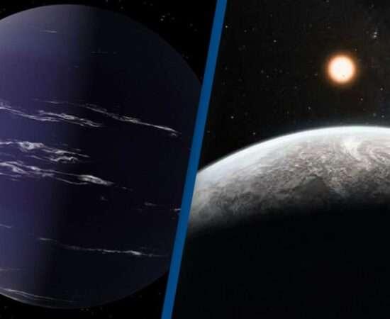 Життя Астрономи виявили планету, що може мати водяні хмари космос планета