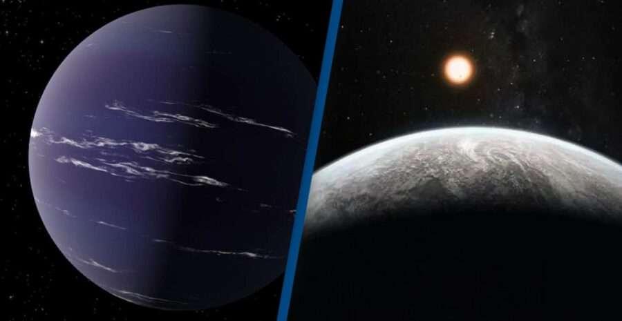 Астрономи виявили планету, що може мати водяні хмари