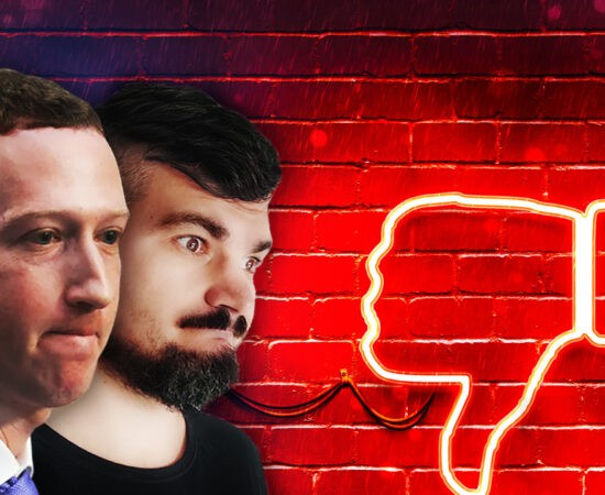 Інтернет Тіньові профайли на Facebook — темний бік соцмереж embed-video facebook безпека відео соцмережі