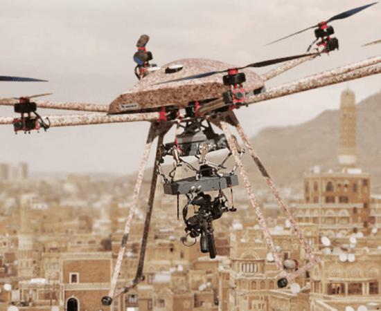 Технології Вперше в історії дрон самостійно вистежив і атакував людину безпека війна дрон лівія новина у світі штучний інтелект