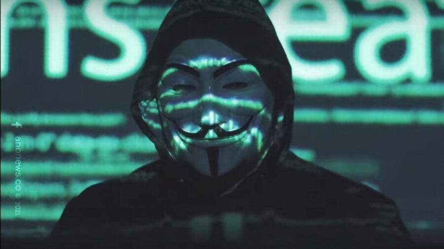 Хакери з Anonymous оголошують війну Ілону Маску через Біткоїн. Але не факт