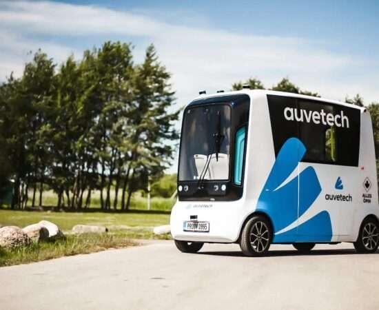 Технології В Естонії запустили перший автономний шатл на водні екологія електромобіль стаття