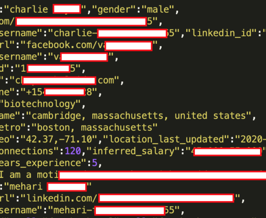 Інтернет Витік даних в LinkedIn зачепив 700 мільйонів користувачів linkedin безпека новина соцмережі