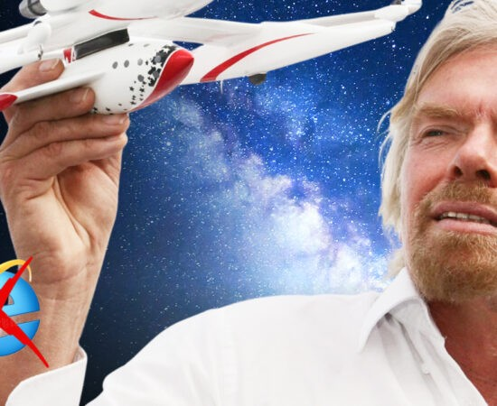 Інтернет Боти звільняють людей, Бренсон поперед Безоса, LinkedIn / ТехноКаст №9 embed-video SpaceX безпека відео ілон маск технокаст