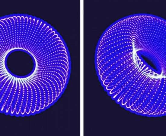 Технології Чому теорія про Всесвіт-пончик набуває популярности? всесвіт космос стаття