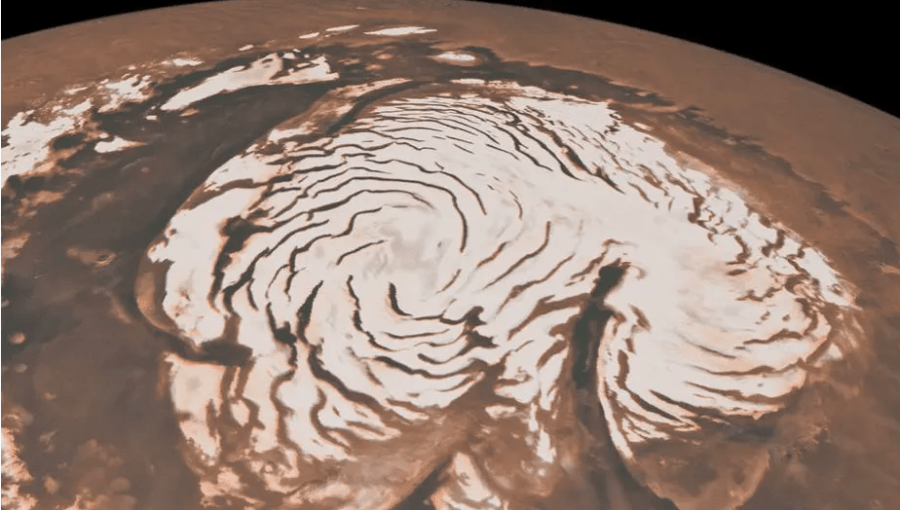Чому на Марсі лишилося так мало води?
