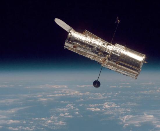 Технології Як NASA рятуватиме Габбл nasa космос стаття