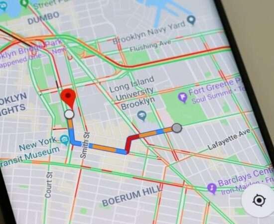 Технології Google Maps навчили передбачати завантаженість громадського транспорту google новина смартфони транспорт