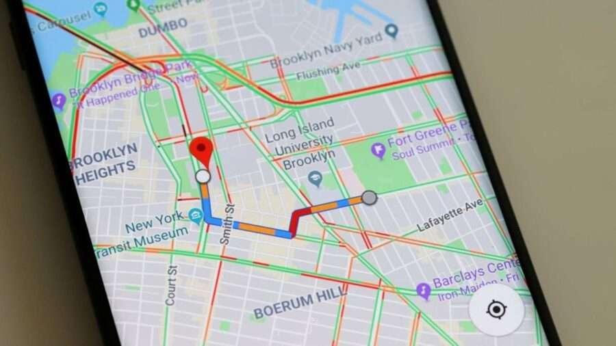 Google Maps навчили передбачати завантаженість громадського транспорту