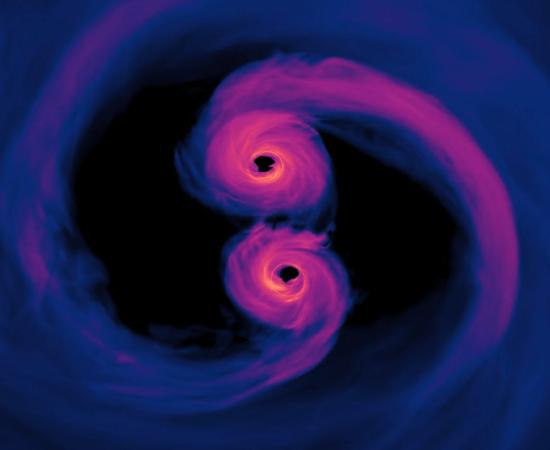 Життя Дослідження підтвердило теорію Гокінга про чорні діри космос стаття чорні діри