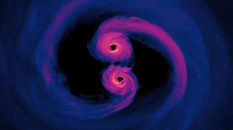 Дослідження підтвердило теорію Гокінга про чорні діри